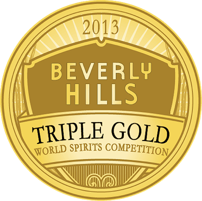 Beverly Hills World Spirits Competition, 2013