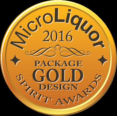 Micro Liquor Spirits Award, 2016