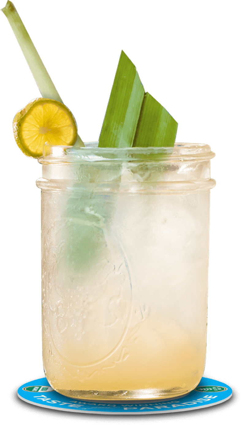 Ginger Lemongrass Crush