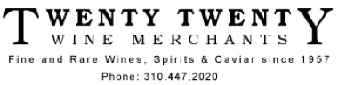Twenty Twenty Wine Merchants Logo