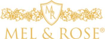 Mel & Rose Logo