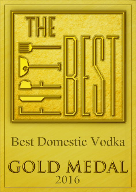 The Fifty Best Domestic Vodka, 2016